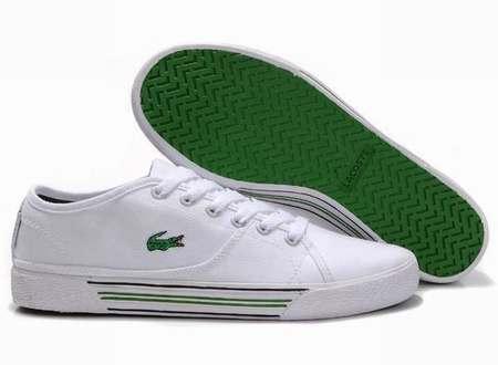 28cbbc20dc6 chaussure lacoste blanc homme