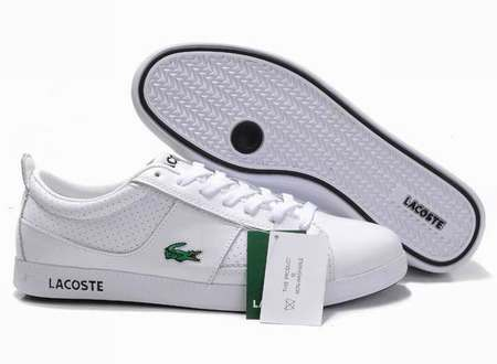 Prix Soldes Chaussure Homme Basket lacoste chaussures Lacoste IWEDH29
