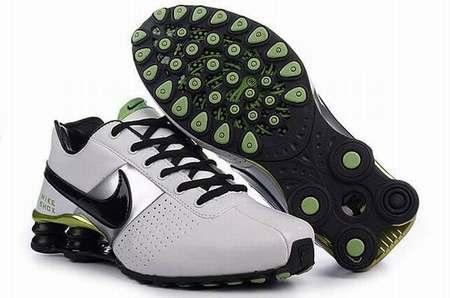 Shox Nike Pas Cher Hommes